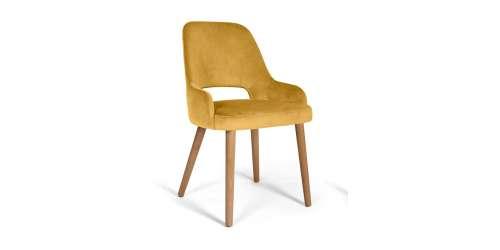 Стол Clark с дървени крака