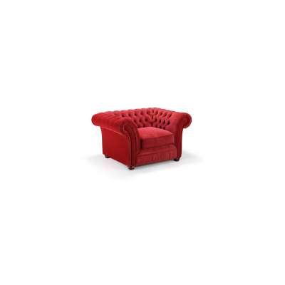 Малък фотьойл London Chesterfield