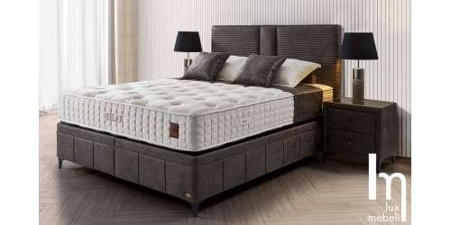 Тапицирана спалня ANGEL с повдигащ механизъм