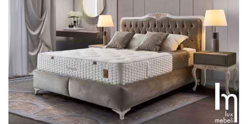 Тапицирана спалня GLORY с повдигащ механизъм